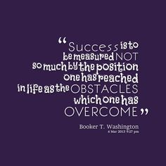 How To Measure Success!