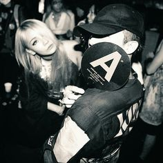 G-DRAGON and CL FROM AMBUSH OPEN WORKSHOP IN JAPAN