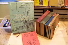 We have a broad range of vintage and collactable books in great condition - here are just a small few!