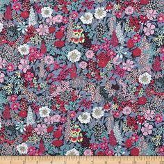 Liberty of London Tana Lawn Ciara Multi Fabric