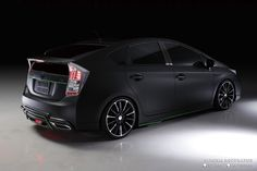TOYOTA PRIUS M/C before Sports Line