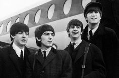 The Beatles' Mop Tops - Iconic Hairstyles: The Zelda. The Elvis. The Rachel - TIME