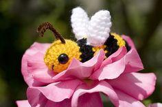 Free Amigurumi Bumble Bee Pattern