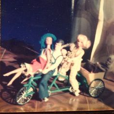 Le mie prime Barbie