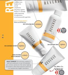 Rodan & Fields Reverse Clinical Skin Care in the Media, recommended by Vogue!
