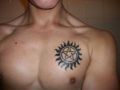 Anti posession tattoo