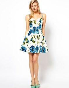 circles, floral prints, women cloth, style inspirationsummerspr, dresses