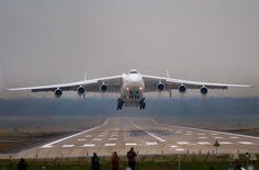 World's Largest Plane | Antonov 225