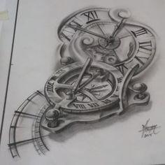 Картинки по запросу tattoo brujula mujer