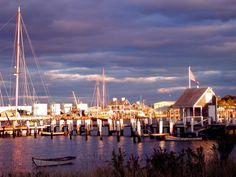 Startle member Shawnie Kelley Foy visited Martha's Vineyard and snapped this photo along the docks in Vineyard Haven.