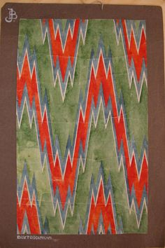 Swedish weaving pattern
