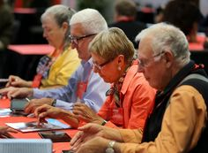 Help others learn to use new technology. Check out AARP National and chapters.