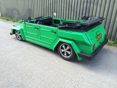 VW 181 Thing Trekka Cabrio | eBay
