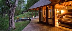 Private Suite Deck & Pool at Leadwood Lodge, Sabi Sand Private Game Reserve - Book your Leadwood Lodge Accommodation Sand Game, Safari Holidays, Private Games, Wildlife Safari, Game Reserve, Pool Decks, African Safari, Lodges, Gazebo