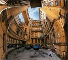 Petersburg' yards
