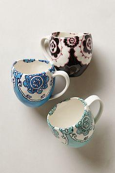 Gloriosa Mugs
