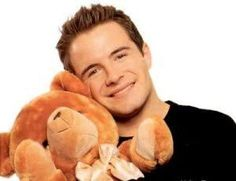 Shane with Teddy Bear Irish Movies, Famous Legends, Shane Filan, Croke Park, Single Pic, Irish Eyes Are Smiling, Family Christmas, Retro Vintage, Bands