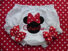 Applique Baby / Toddler Mouse Silhouette by characterdesigns, $14.00