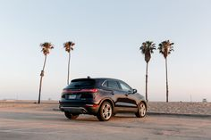Fun fact: you can recreate your favorite sunset with ambient lighting in Lincoln Mkc, Lincoln Aviator, Fun Facts, Sunset, Cars, Lighting, Autos, Car, Lights