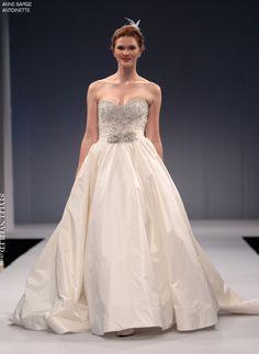 Anne Barge Fall 2013 Wedding Dresses - Antoinette