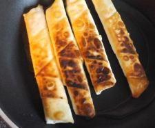 Rezept Sigara Börek Zigarren vegan von jewel79 - Rezept der Kategorie Vorspeisen/Salate