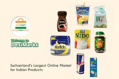 Here are the best #Swtizerland's #Largest #online #Indian #grocery #Store in Zurich.