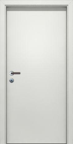CPL Laminált RMS Tele Beltéri Ajtó: Fehér Door Handles, Doors, Home Decor, Door Knobs, Decoration Home, Room Decor, Home Interior Design, Home Decoration, Interior Design