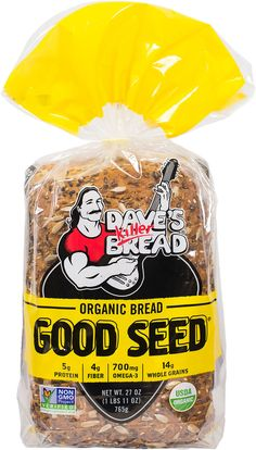 Good Seed — Dave's Killer Bread | Organic, Non-GMO Project Verified Whole Grain Bread