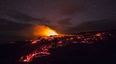 Time-lapse Hawaii Volcanoes on Vimeo