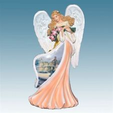 Thomas Kinkade Figurine - Starlight Angel  NIB  Item 0113322007 COA