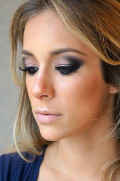 Helena Lunardelli makeup