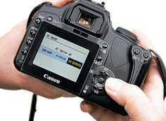 #Focus Modes: How, When & Why You Need to Change Your AF Settings #photographie #photography