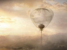 Cloud Capture - This is a revolutionary project by Korean architects. The construction literally catches clouds and transports them to desert regions. The realization of this project will not only change the color of the Earth but also help to solve the problem of the bad harvest regions. Cloud Catcher will bring more sunny days to London, and save Central Africa from hunger. That's great!