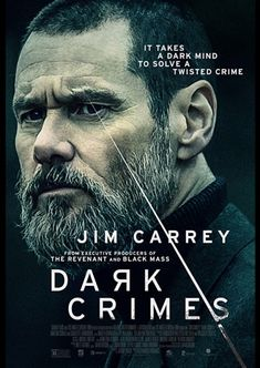 Movie Posters : Dark Crimes (2016) dir. Alexandros Avranas