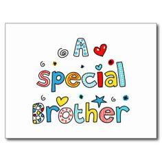 >>>Cheap Price Guarantee          Cute A Special Brother Greeting Text Expression Post Cards           Cute A Special Brother Greeting Text Expression Post Cards Yes I can say you are on right site we just collected best shopping store that haveHow to          Cute A Special Brother Greetin...Cleck Hot Deals >>> http://www.zazzle.com/cute_a_special_brother_greeting_text_expression_postcard-239451478345821436?rf=238627982471231924&zbar=1&tc=terrest