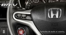 #InesperadaBRV Tu mejor aliada.  Con los controles de audio al volante, tu diversión y la de los tuyos está en tus manos.