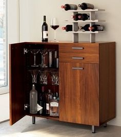 Mini Bar: Small Scale Sideboards | Apartment Therapy