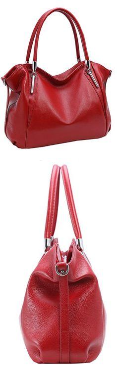 c97b1ecfae22 Heshe Womens Leather Handbags Tote Bag Top Handle Bag Hobo Shoulder Handbag  Designer Ladies Purse Cross