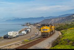 RailPictures.Net Photo: UP 8730 Union Pacific EMD SD70ACe at Ventura, California by Chris Mohs
