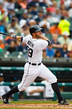 Danny Worth Could Fill A Key Role On The 2013 Detroit Tigers