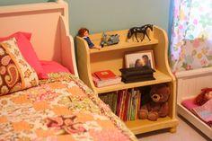Child's Bookshelf Console
