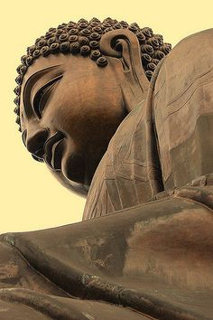 Giant Buddha at Po Lin