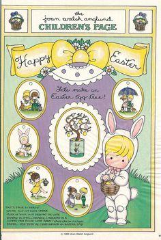 Joan Walsh Anglund - Lorie Harding - Picasa Web Albums Joan Walsh, Jesus Is Risen, Holly Hobbie, Vintage Paper Dolls, All Paper, Retro Toys, Vintage Easter, Vintage Greeting Cards, Art Pages