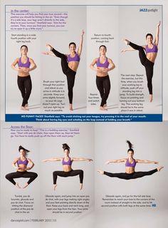 Dance Spirit, February 2013