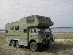 Volvo camper