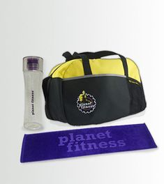 Giveaway: 3 Month Planet Fitness Membership & Gym Accessories