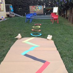 Olympic Games and ides for kids                                                                                                                                                      More