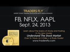 FB Facebook Trading Stock - Also AAPL and NFLX Trades - Sept 24, 2013 - (More Info on: http://LIFEWAYSVILLAGE.COM/videos/fb-facebook-trading-stock-also-aapl-and-nflx-trades-sept-24-2013/)