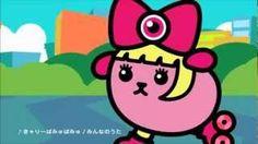 豆しぱみゅぱみゅ ローラースケート篇 (Mameshi-Pamyupayu)