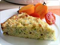 Courgette Pie: Study Zone - Student Life - Recipes